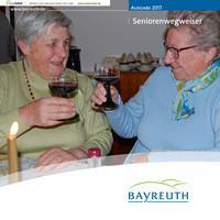 ARCHIVIERT Seniorenwegweiser für Bayreuth (Auflage 3)