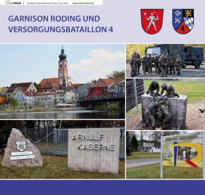 GARNISON RODING UND VERSORGUNGSBATAILLON 4 (Auflage 2)
