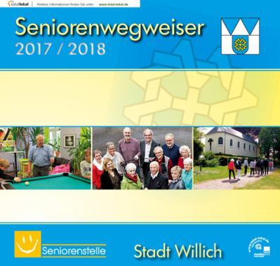 Seniorenwegweiser Stadt Willich 2017/2018 (Auflage 5)