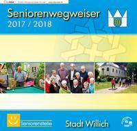 ARCHIVIERT Seniorenwegweiser Stadt Willich 2017/2018 (Auflage 5)