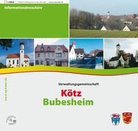 ARCHIVIERT Informationsbroschüre Kötz Bubesheim (Auflage 5)