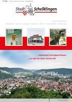 ARCHIVIERT Bürgerinformationsbroschüre Stadt Schelklingen (Auflage 10)