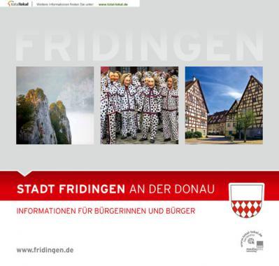 Informationen für Bürgerinnen und Bürger der Stadt Fridingen an der Donau (Auflage 2)