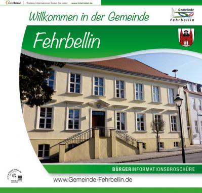 Willkommen in der Gemeinde Fehrbellin (Auflage 1)