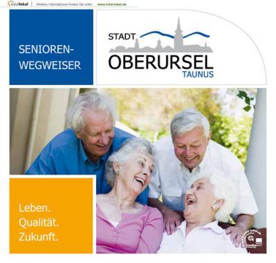 Seniorenwegweiser Stadt Oberursel Taunus (Auflage 2)