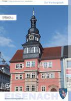Behördenwegweiser der Stadt Eisenach (Auflage 5)