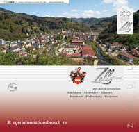Bürgerinformationsbroschüre Zell im Wiesental (Auflage 3)