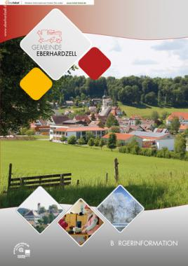 Bürgerinformationsbroschüre Gemeinde Eberhardzell (Auflage 1)