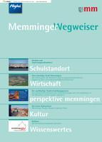 Die Informationsbroschüre Memminger Wegweiser (Auflage 12)