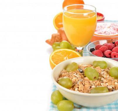 Auf Frühstück verzichten?