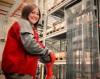 Interview: Anna-Lena Hoos, 19 Jahre, Ausbildung zur Fachkraft für Lagerlogistik