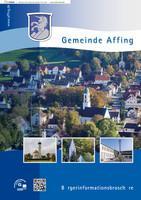 Bürgerinformationsbroschüre Gemeinde Affing (Auflage 1)