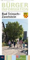 Bürgerinformationsbroschüre der Stadt Bad Teinach (Auflage 6)