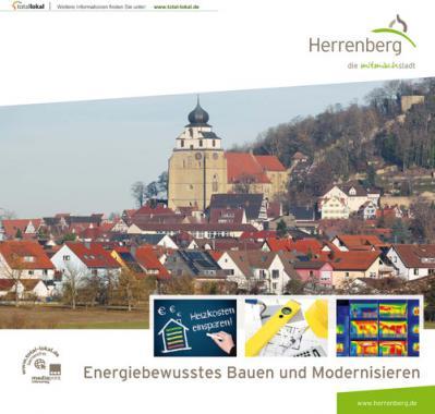 Energiebewusstes Bauen und Modernisieren in Herrenberg (Auflage 2)