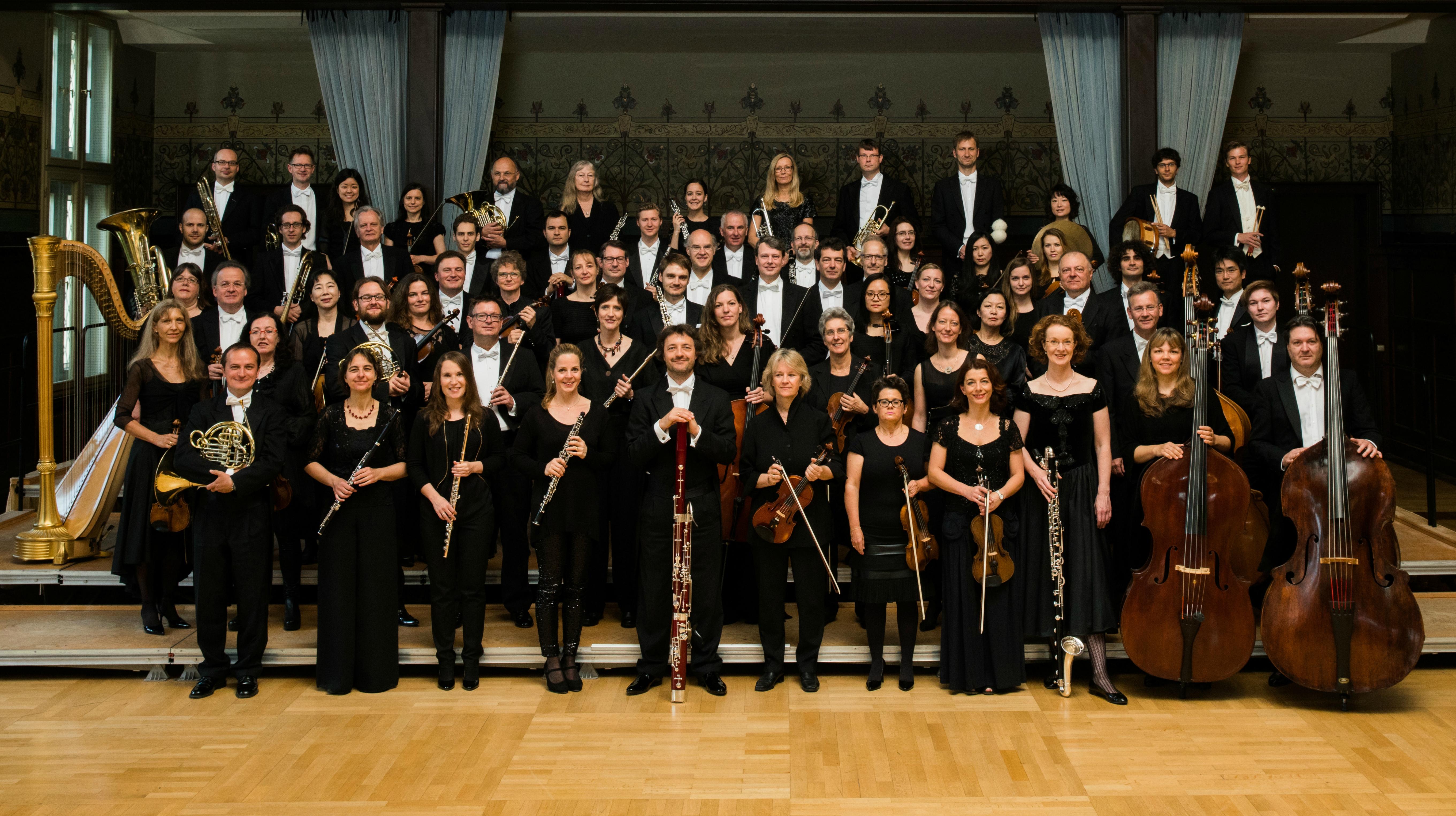 Staatsorchester Rheinische Philharmonie Koblenz