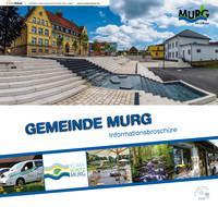 Gemeinde Murg Informationsbroschüre (Auflage 10)