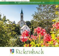 ARCHIVIERT Rickenbach Bürgerinformationsbroschüre (Auflage 1)