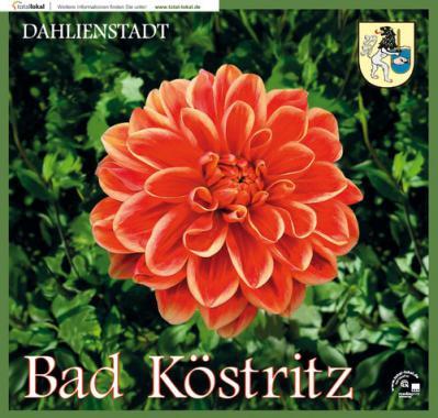 Bad Köstritz Bürgerinformationsbroschüre (Auflage 4)
