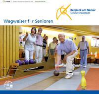 Wegweiser für Senioren in Remseck am Neckar (Auflage 1)