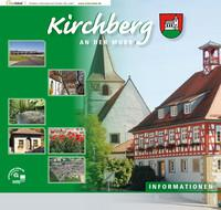 Kirchberg an der Murr - Informationsbroschüre (Auflage 3)