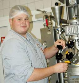 Interview: Niklas Drösemeier (20) über die Ausbildung zum Süßwarentechnologe