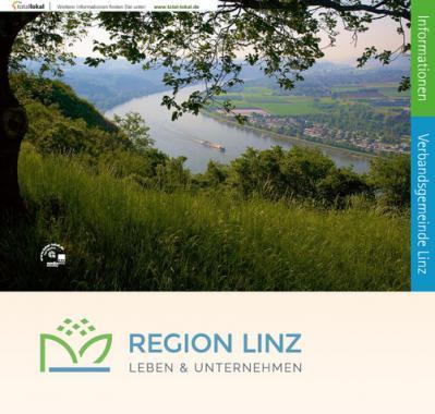 Informationsbroschüre Region Linz (Auflage 9)