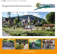 Bürgerinformationsbroschüre Ottenhöfen (Auflage 1)