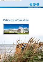 Patienteninformation der Ostseeklinik Schönberg-Holm (Auflage 12)