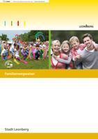 Familienwegweiser der Stadt Leonberg (Auflage 3)