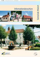Informationsbroschüre für die Gemeinde Malsch (Auflage 18)