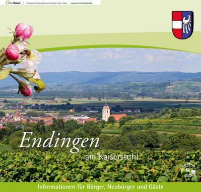Endingen am Kaiserstuhl Bürgerinformationsbroschüre (Auflage 8)
