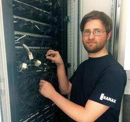 Interview: Lars Graulich (23) über die Ausbildung zum Fachinformatiker Systemintegration
