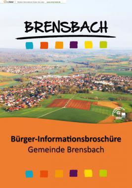 Bürger-Informationsbroschüre Gemeinde Brensbach (Auflage 1)