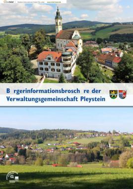 Bürgerinformationsbroschüre der Verwaltungsgemeinschaft Pleystein (Auflage 2)