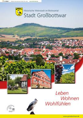 Bürgerinformationsbroschüre der Stadt Großbottwar (Auflage 9)