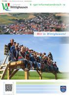 Bürger-Informationsbroschüre Wittighausen (Auflage 1)