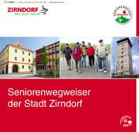 Seniorenwegweiser der Stadt Zirndorf (Auflage 2)