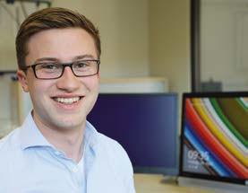 Interview: Johannes Partin (20) über das fachintegrierte Studium zum Fachinformatiker
