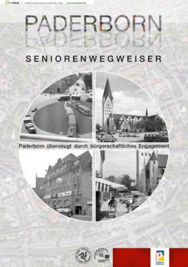 Seniorenwegweiser der Stadt Paderborn (Auflage 4)