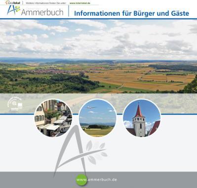 Ammerbuch Informationen für Bürger und Gäste (Auflage 6)