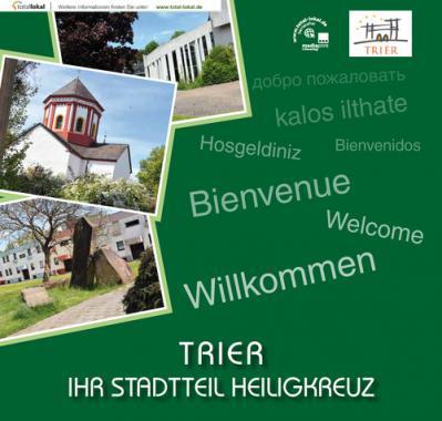 Informationsbroschüre Trier - Heiligkreuz (Auflage 2)