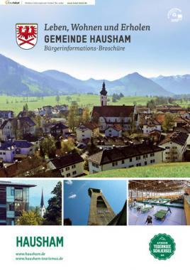 Leben, Wohnen und Erholen in der Gemeinde Hausham (Auflage 12)