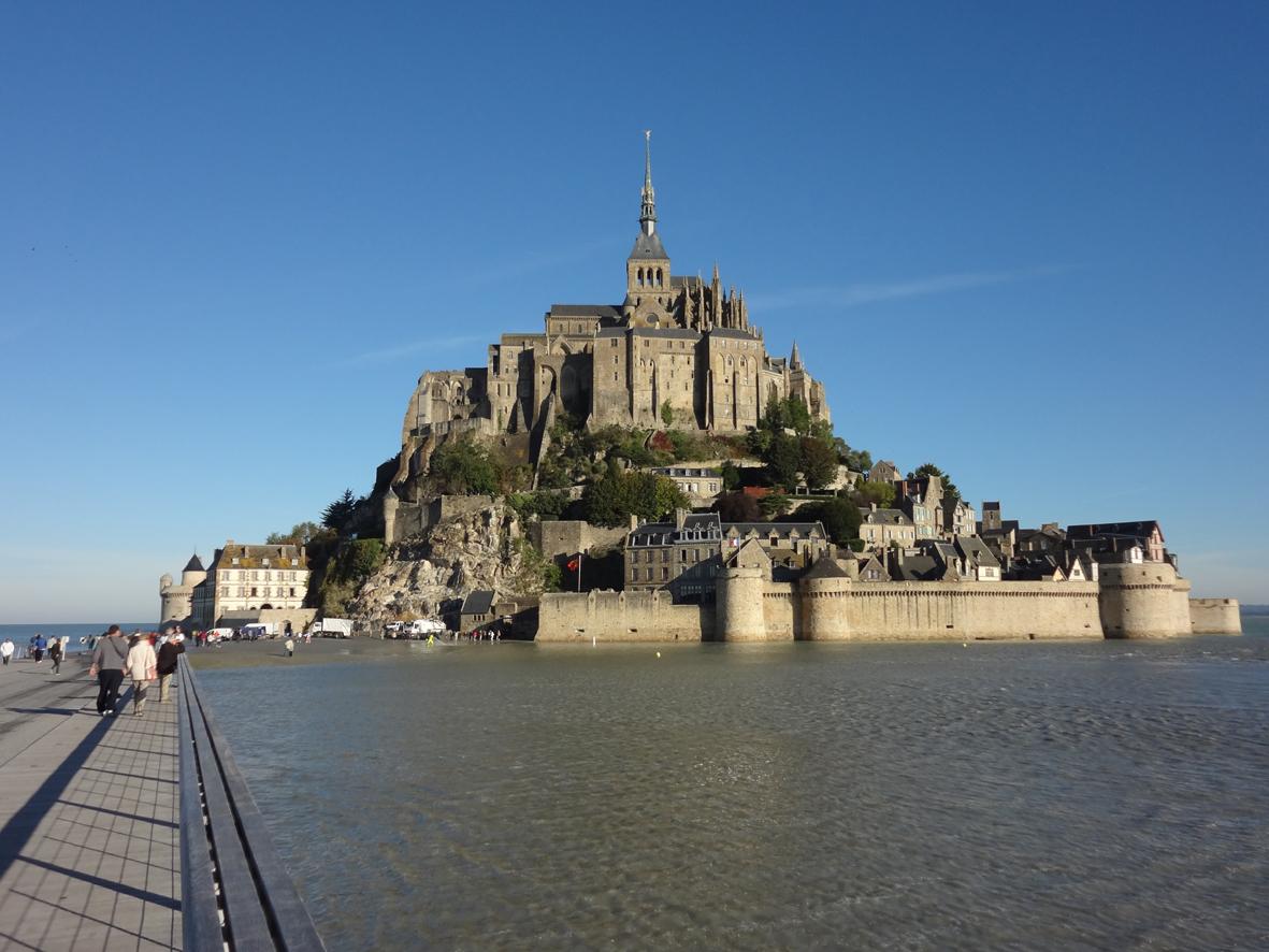Von der Normandie in die Bretagne