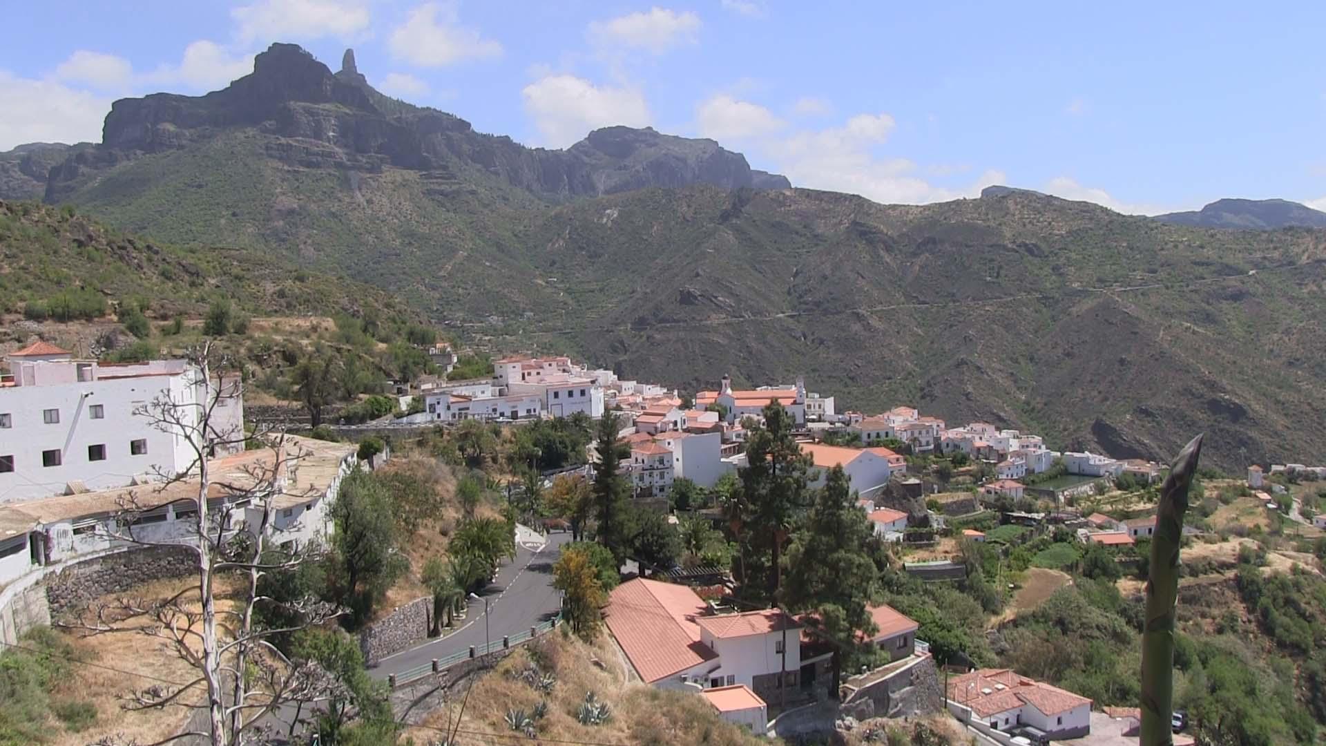 Gran Canaria - Playas, Roques und Barrancos