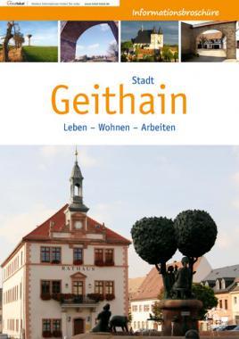 Leben – Wohnen – Arbeiten Stadt Geithain (Auflage 8)
