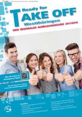 Ready for TAKE OFF 2017/2018 Westthüringen (Auflage 5)