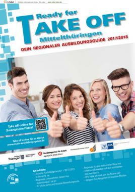 Ready for TAKE OFF 2017/2018 Mittelthüringen (Auflage 7)