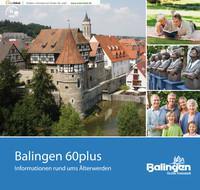 ARCHIVIERT Balingen 60plus Informationen rund ums Älterwerden (Auflage 2)