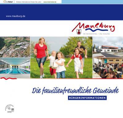 Die familienfreundliche Gemeinde Maulburg (Auflage 4)