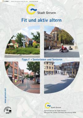Fit und aktiv altern - Stadt Greven (Auflage 3)